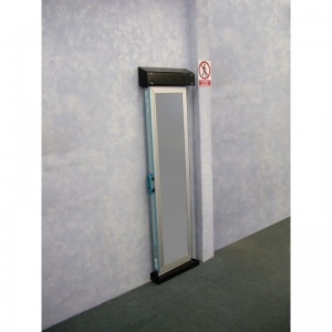 Upright Storage Bracket Kit for Aerolight-Xtra Wheelchair Ramps