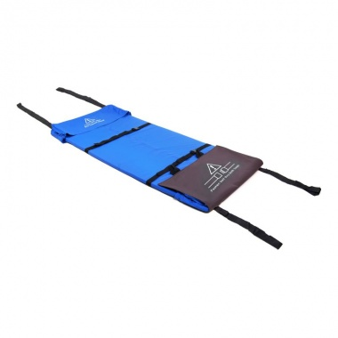 Evacuation Sledge for Use with Active Mattress